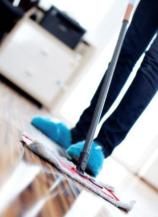 SPRING CLEANING: AVOID SLIP & FALL HAZARDS IN YOUR HOME