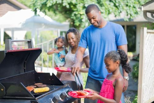 NATIONAL GRILLING MONTH: STAY FIRE FREE