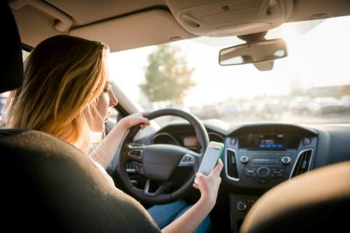 SMARTPHONE SAFETY ON THE ROAD: THERE'S AN APP FOR THAT
