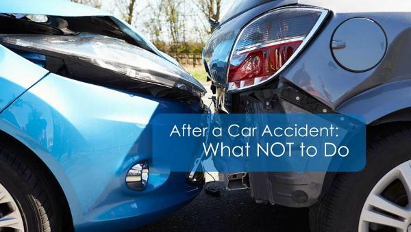 CAR WRECK 103: WHAT NOT TO DO AFTER AN ACCIDENT