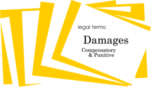 LEGAL TERMS: DAMAGES