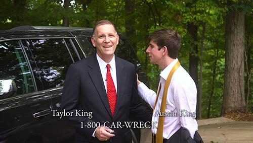 THE FUTURE OF TAYLOR KING LAW – AUSTIN KING