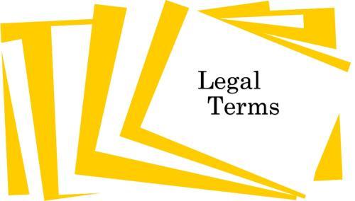 Legal Terms