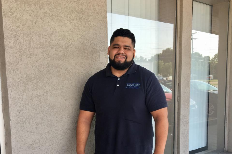 Staff Spotlight : Angel Meza