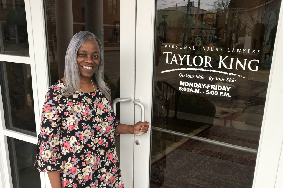 Staff Spotlight : Phyllis Dixon