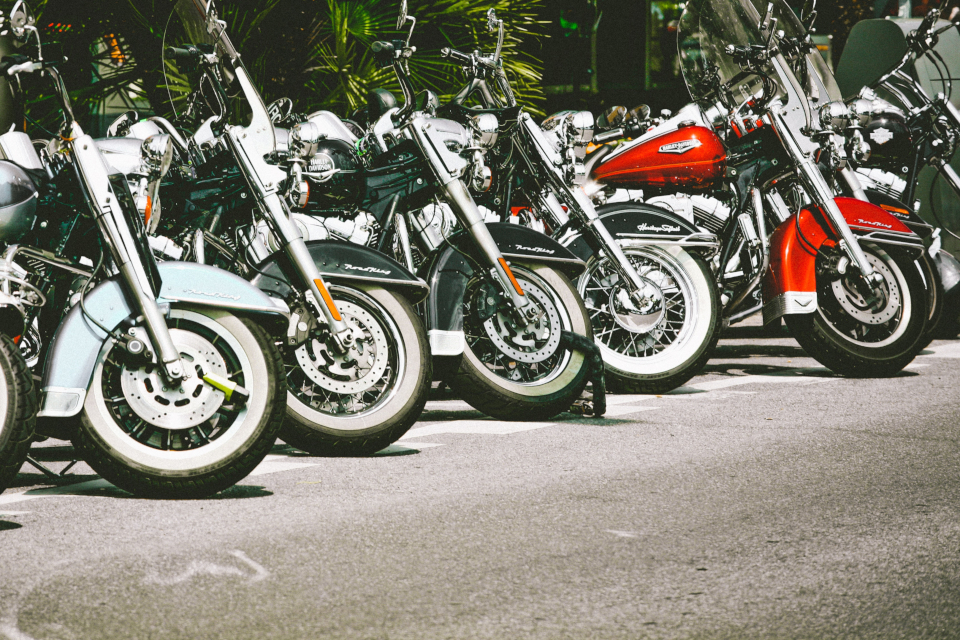 Motorcycle Rallies & Festivals in Arkansas