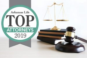 Voted Top Attorneys in Arkansas
