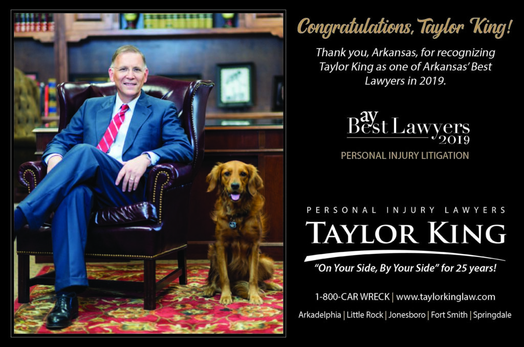 Best Car Wreck Attorney in Arkansas AY Magazine