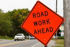 Construction Zone Driving Laws