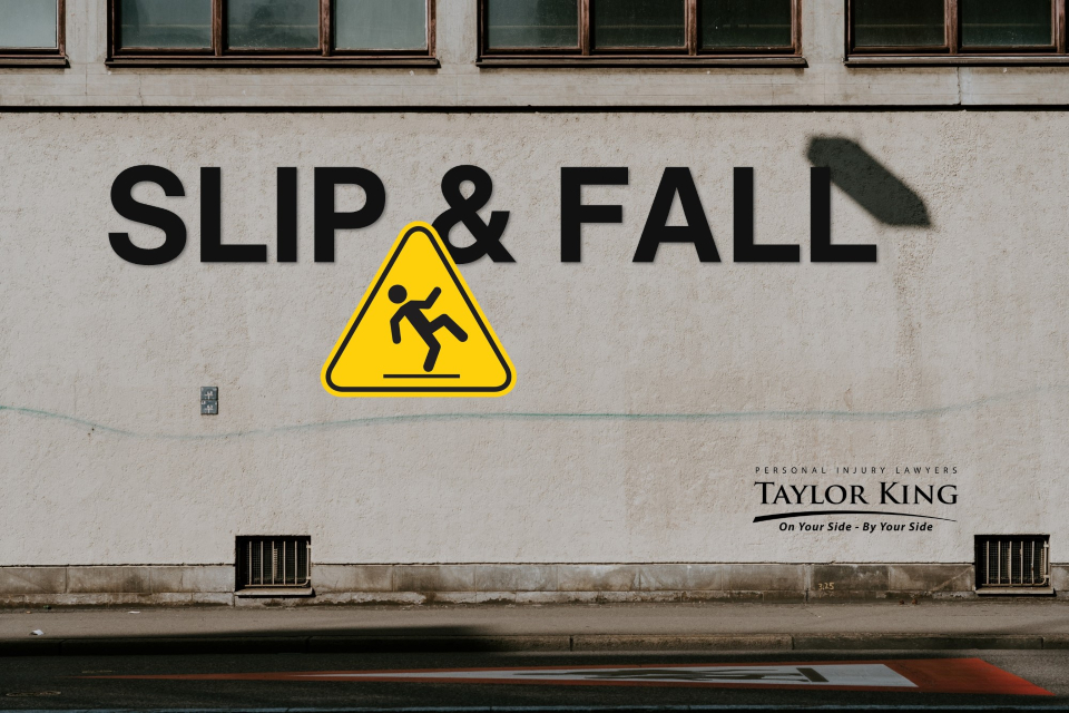 Everything You Need to Know About Slip and Fall Cases