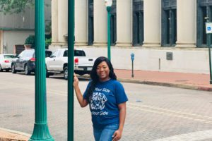 Staff Spotlight : Franceenina White