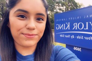Staff Spotlight : Lluvia Martinez