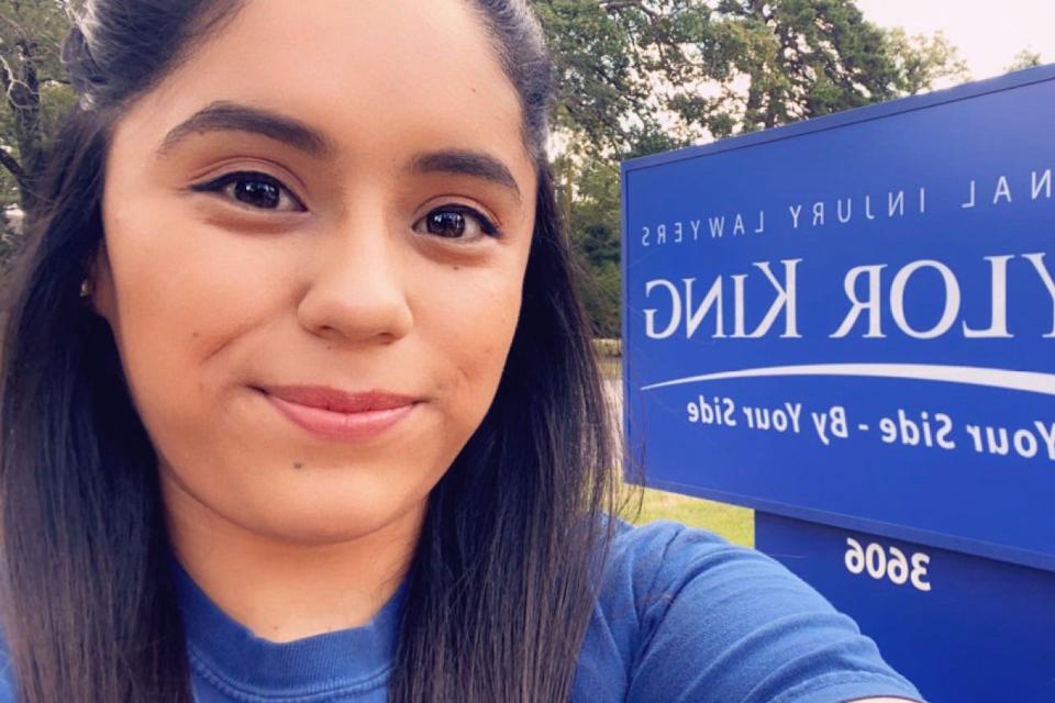 Staff Spotlight : Lluvia Martinez