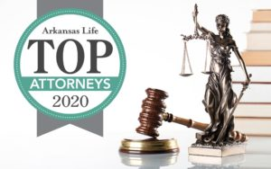 Voted Top Attorneys in Arkansas in 2020