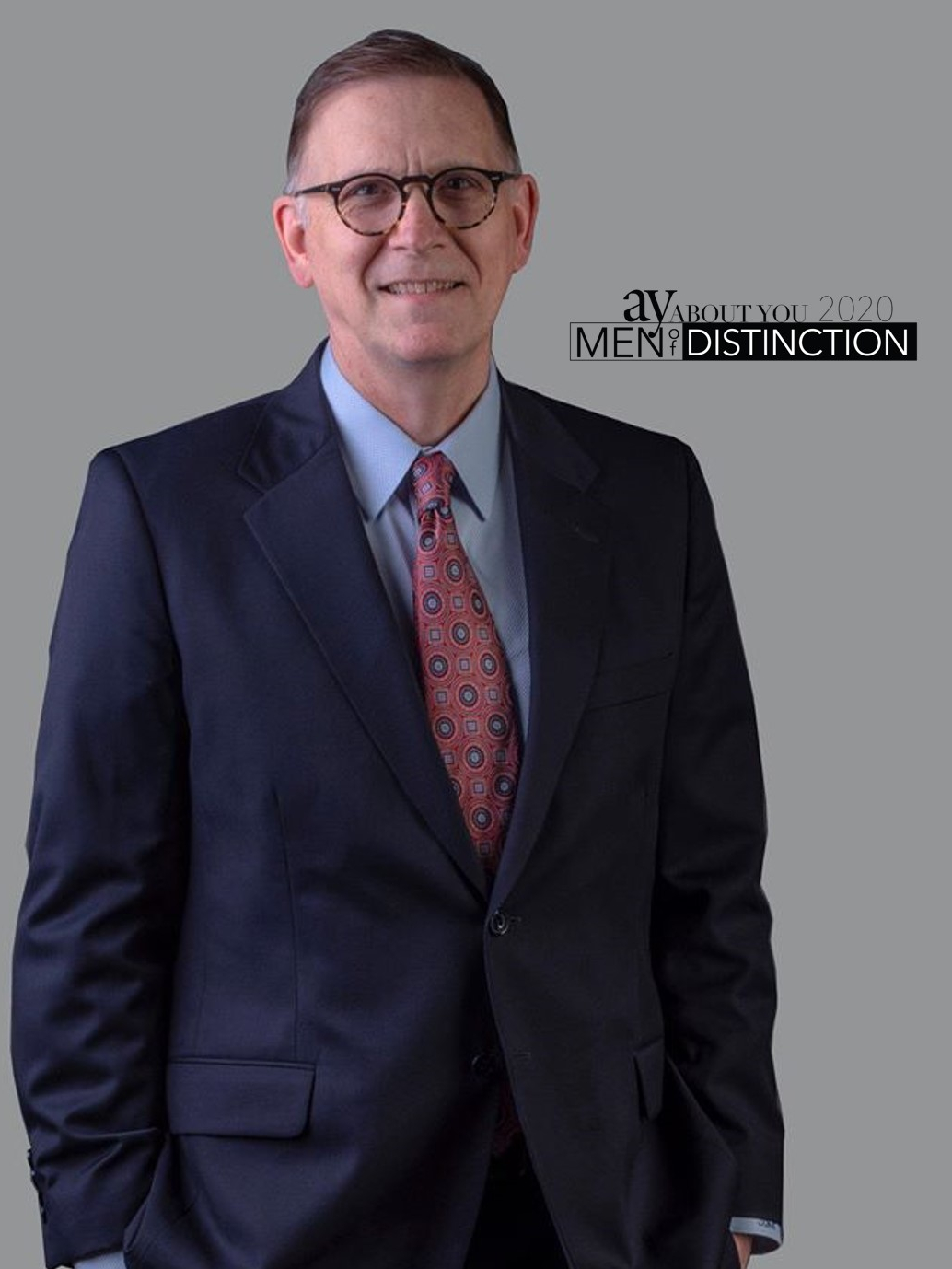 Taylor King Listed Amongst AY's Men of Distinction
