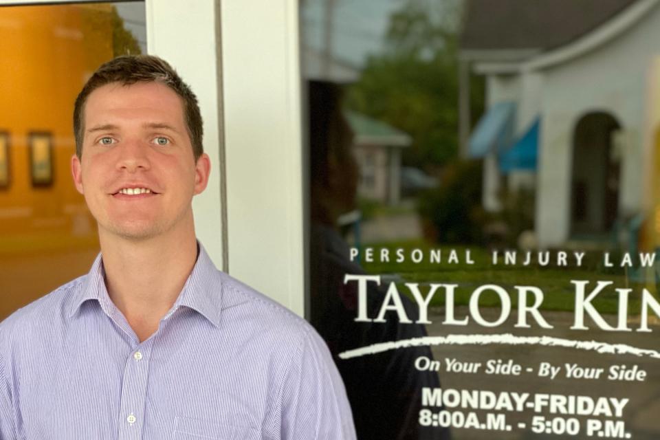 Staff Spotlight : Parker Henley